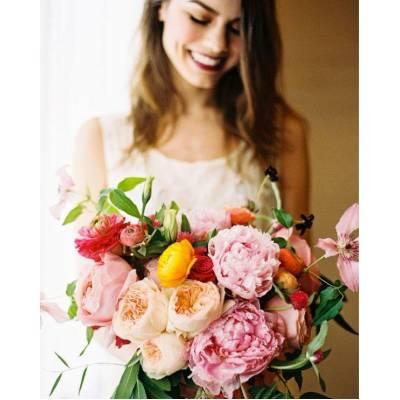 Преимущества доставки цветов на дом